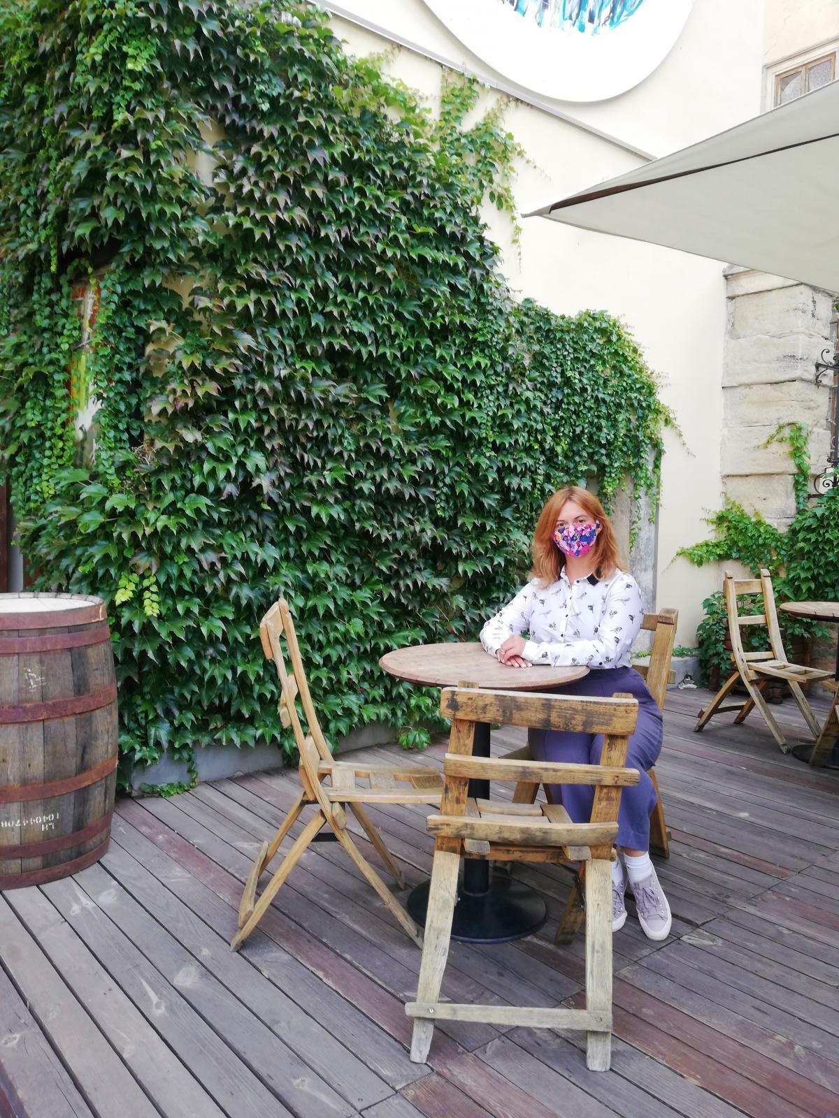 Ідеальний дворик для фото / фото Марина Григоренко