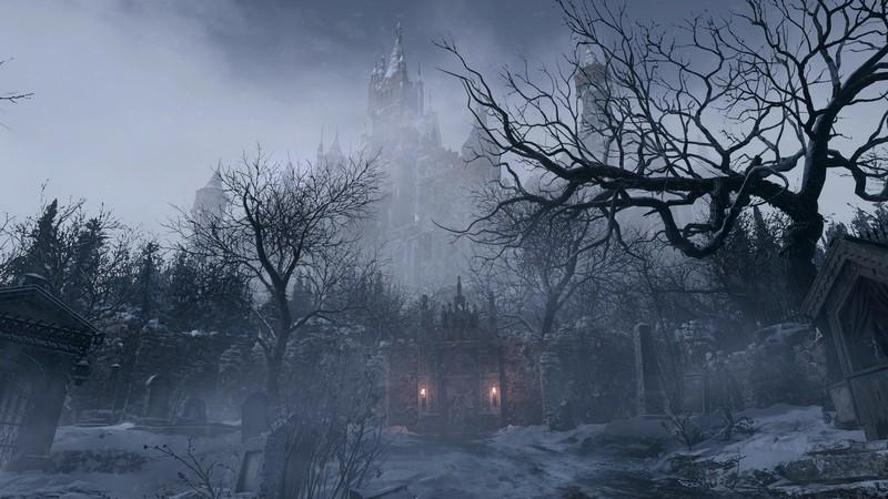 В Resident Evil Village деревня будет играть важную роль в сюжете / фото windowscentral.com
