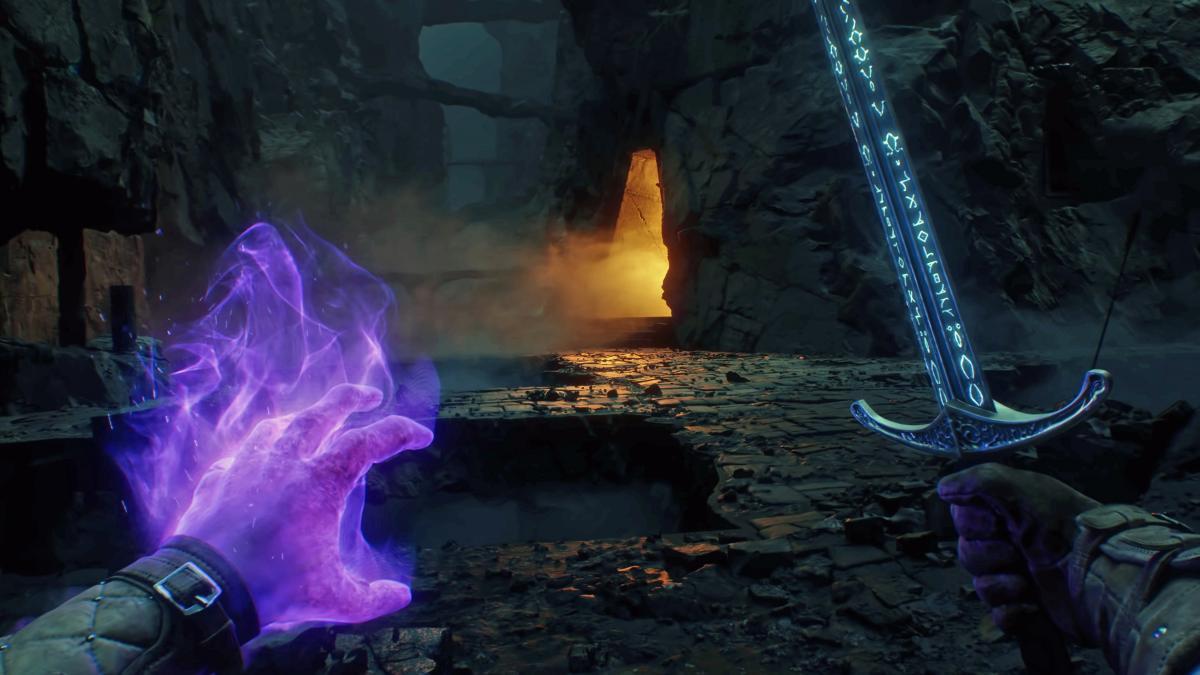 Avowed – новая RPG от Obsidian /скриншот из трейлера