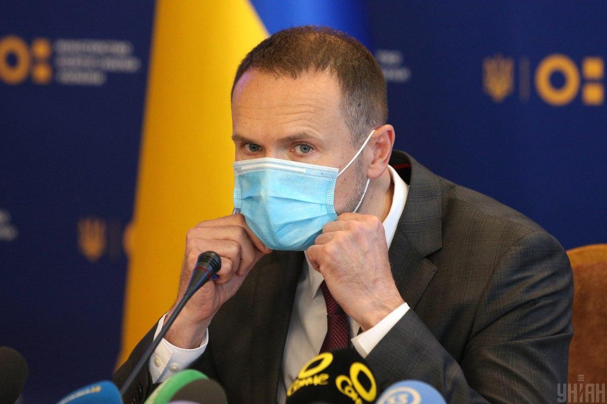 Общественность изначально была против назначения Шкарлета в МОН / Фото УНИАН, Виктор Ковальчук