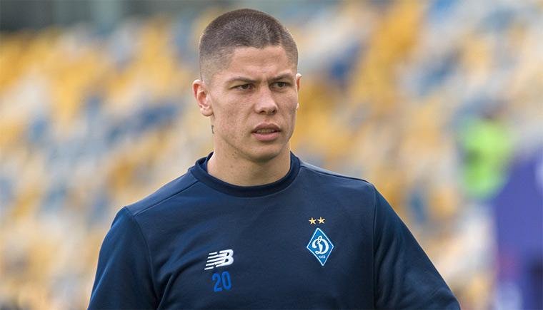 Денис Попов получил новую травму и не успел вернуться на поле / фото dynamo.kiev.ua