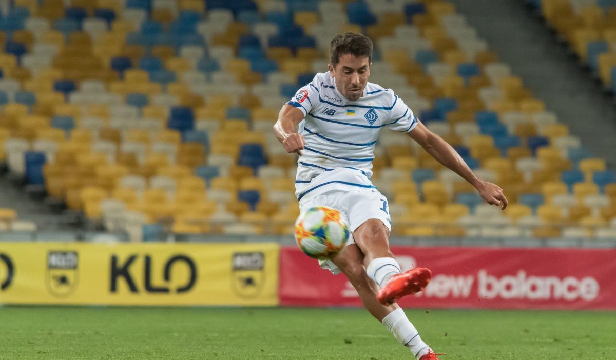 Динамо проведе матч з АЗ на Олімпійському / фото facebook.com/fcdynamoua