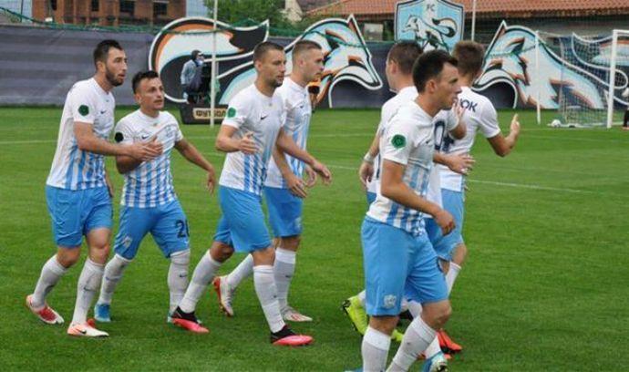 Минай начал сезон с победы в Ужгороде / фото ФК Минай