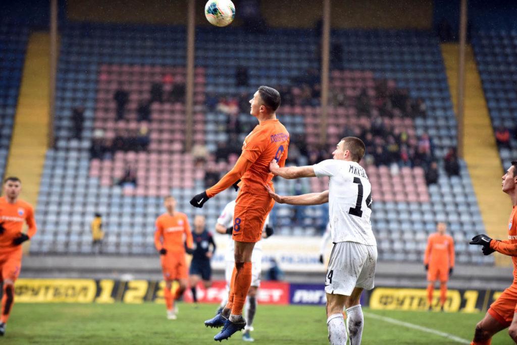 Мариуполь выиграл первый матч при Маркевиче-младшем / фото ФК Мариуполь