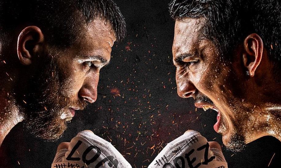 Ломаченко і Лопес проведуть бій 17 жовтня / фото facebook.com/trboxing