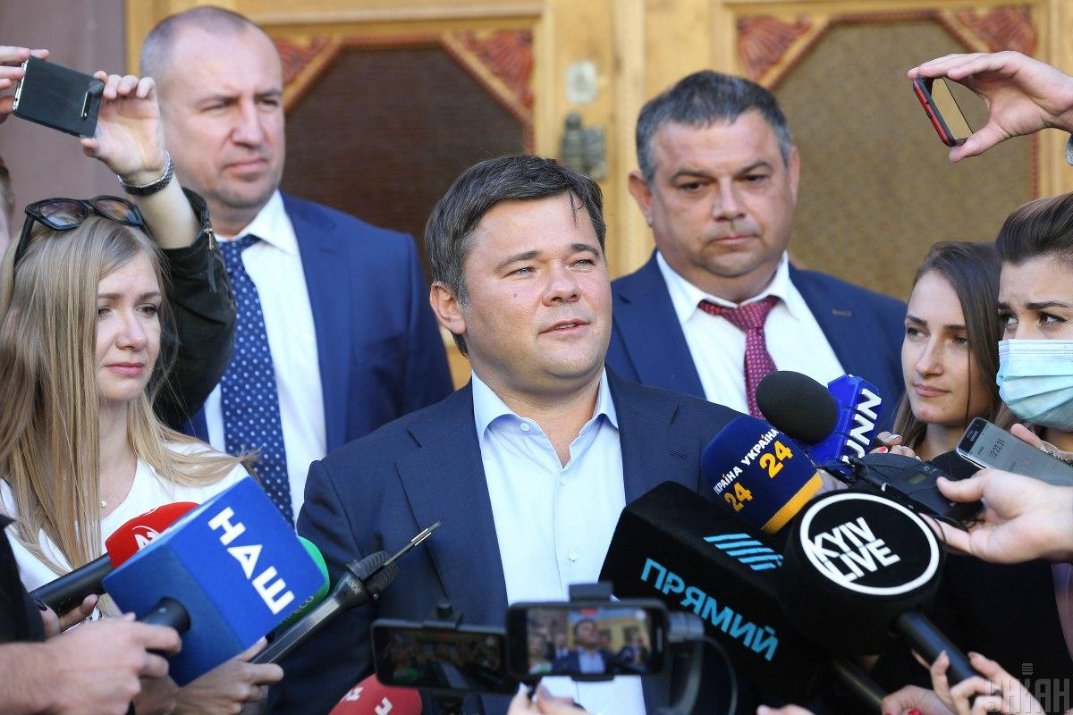 Богдан высказал свое мнение относительно ситуации в ВР / фото УНИАН, Виктор Ковальчук