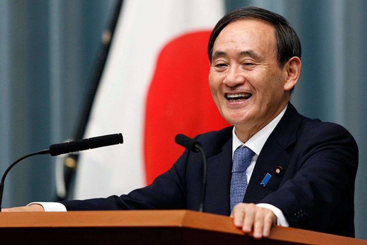 Есихидэ Суга возглавил правящую партию Японии / фото eadaily.com