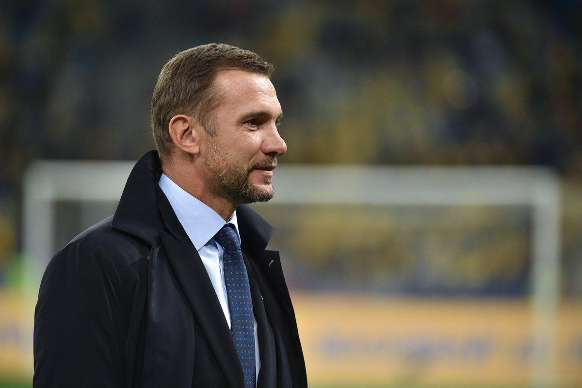 Шевченко является легендой Милана / фото УАФ
