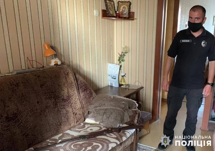 Пенсіонеру повідомили про підозру за вчинення хуліганських дій / фото поліція Київщини