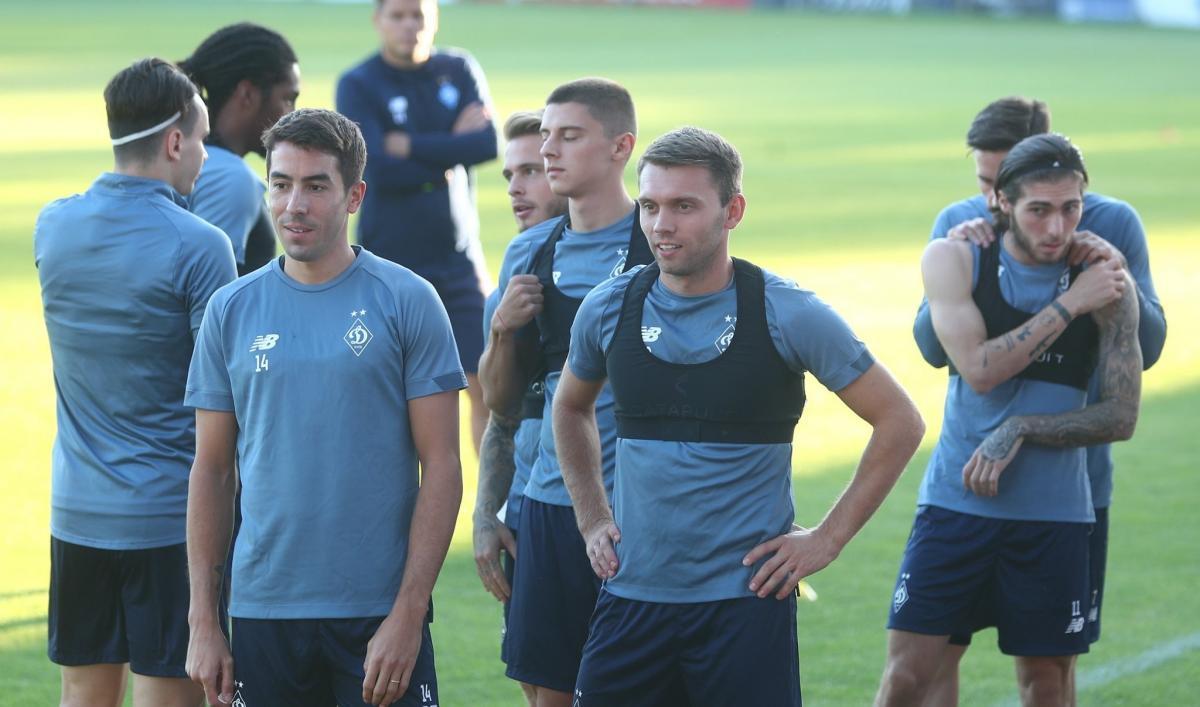 Динамо проведет первый еврокубковый матч в сезоне / фото facebook.com/fcdynamoua