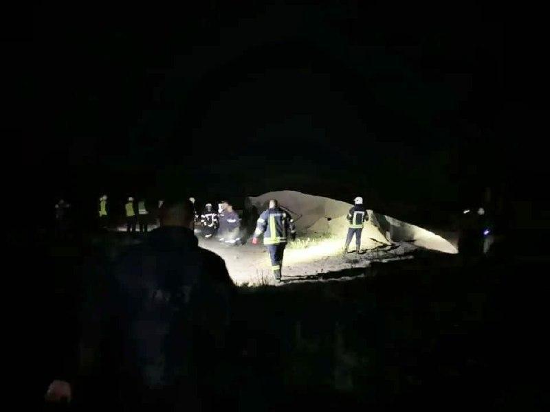 Возле Чабанов произошел взрыв на газопроводе \ ГСЧС
