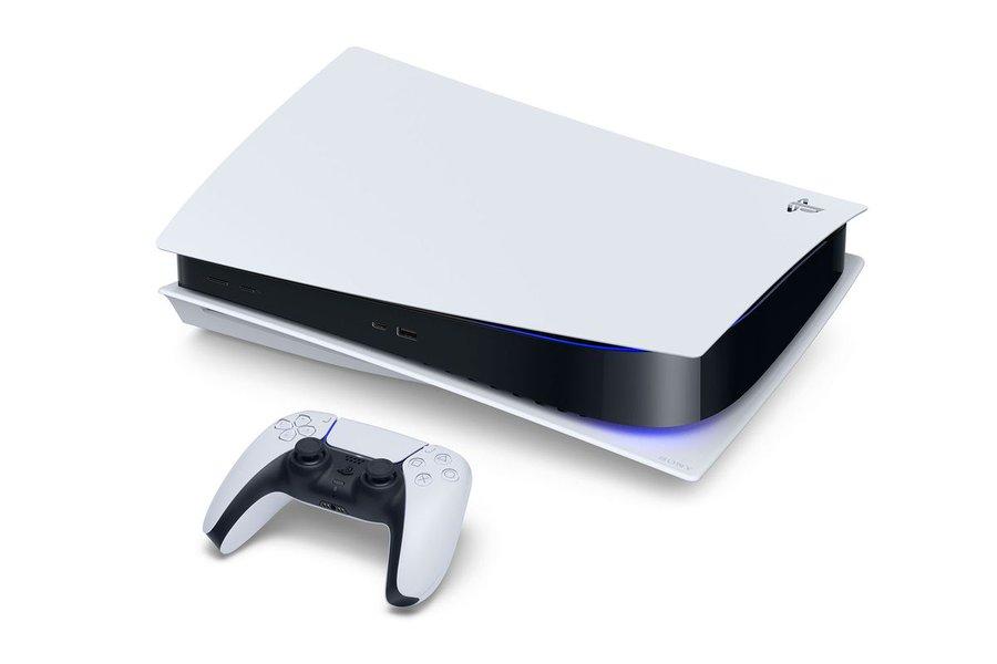 PlayStation 5 / фото playstation.com