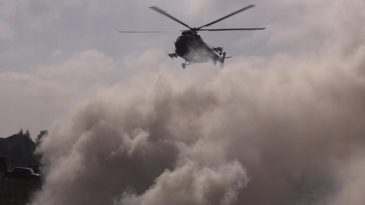 На Львівщині перебуватимуть близько 4 тисяч військових із дев'яти країн / скріншот з відео