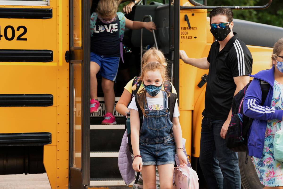 Коронавирус у детей-симптомы длинного ковида / фото REUTERS