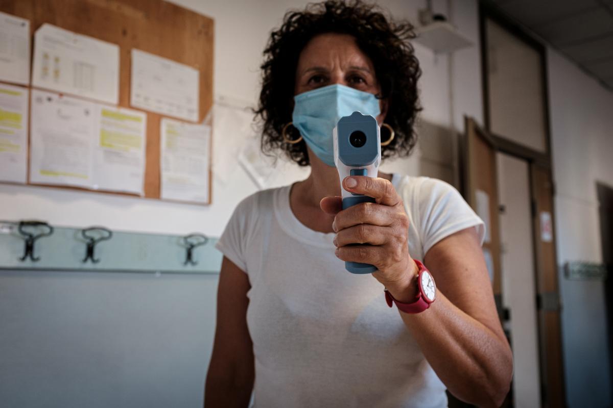 Как понять, что болен COVID-19 / фото REUTERS