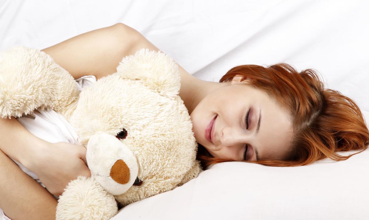 Сон без одежды помогает укрепить отношения / фотоua.depositphotos.com