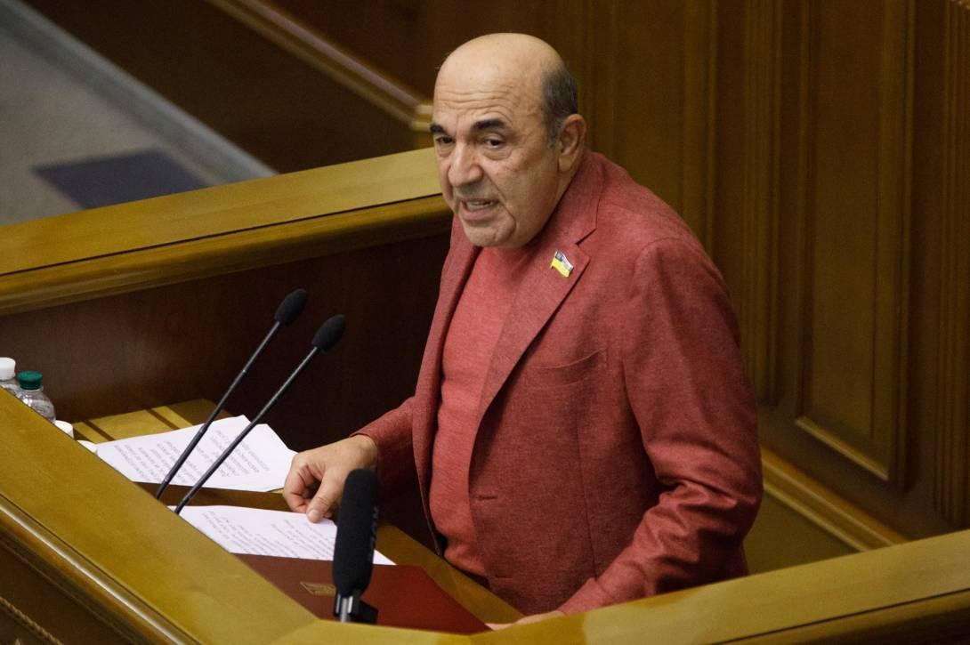 Вадим Рабінович / фото zagittya.com.ua