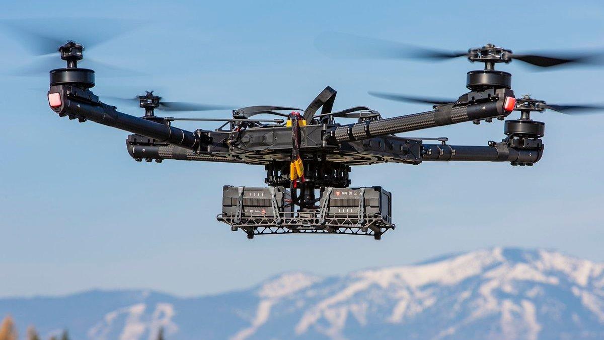 Планируется создать несколько видов дронов / фото techno.24tv.ua