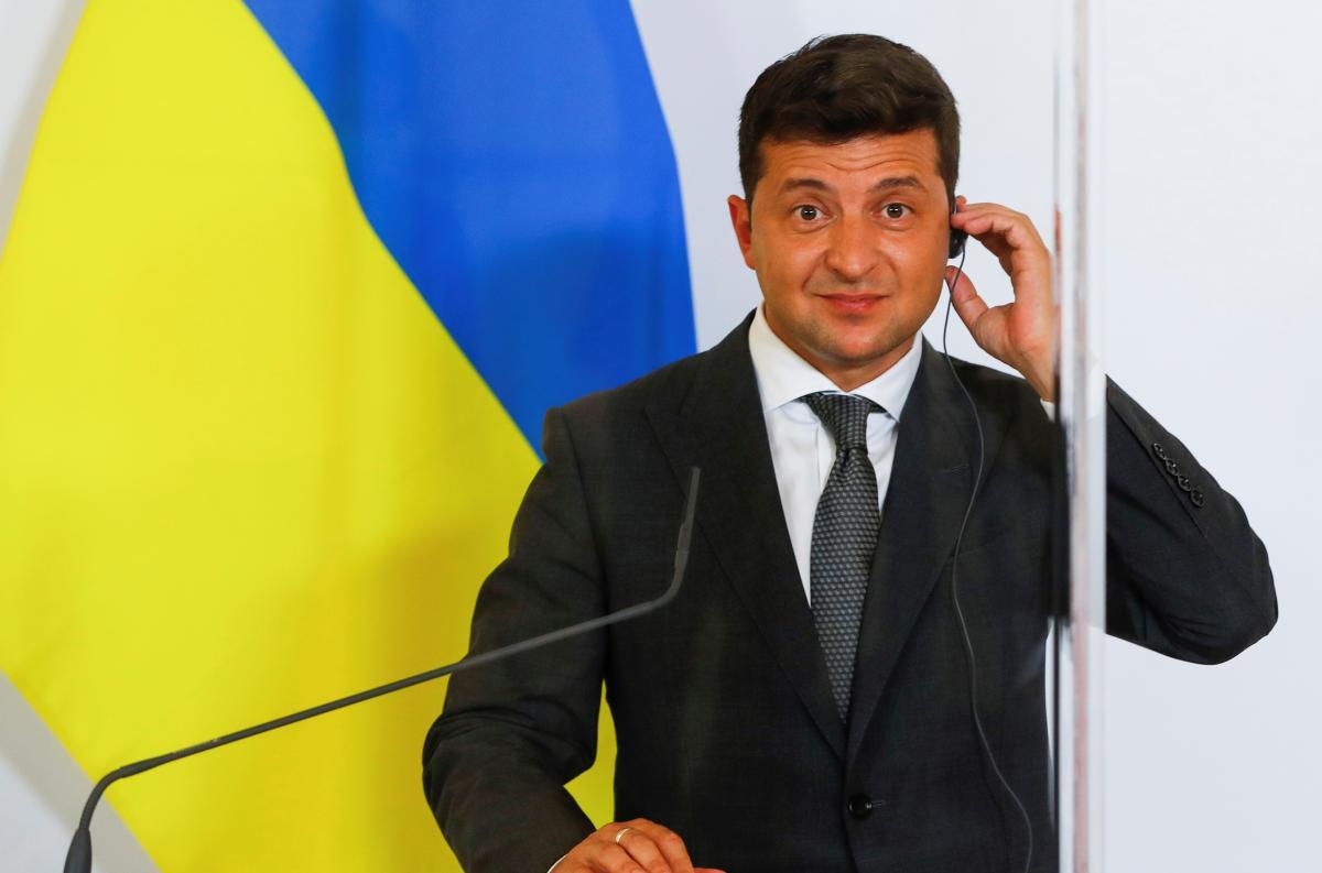 ВолодимирЗеленськийвирішив провестиопитуванняукраїнців 25 жовтня / фото REUTERS