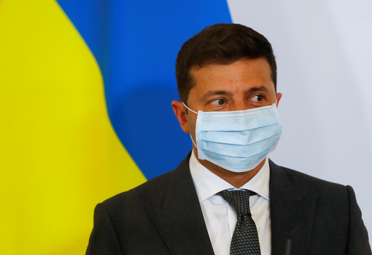 Зеленський скасував візит до Білорусі/ фото REUTERS
