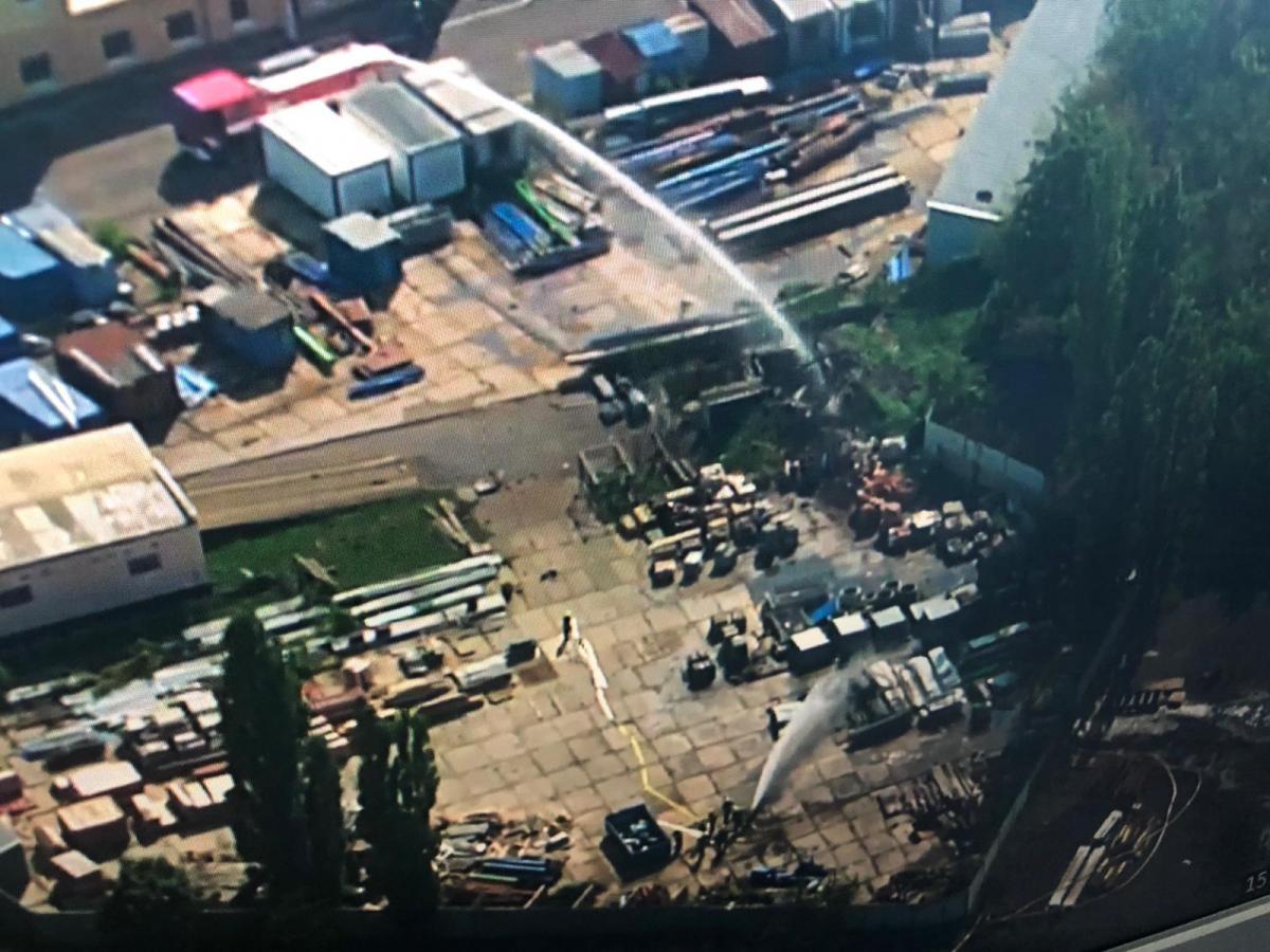 На складах знаходяться списані боєприпаси / фото поліція Чехії