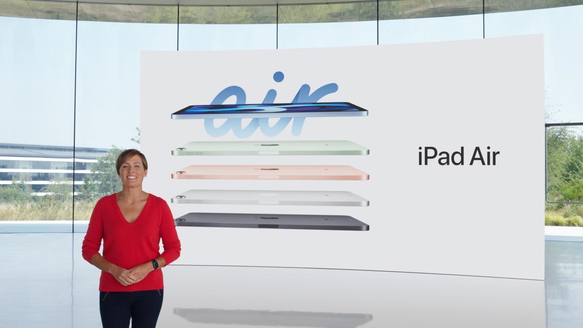 Apple презентувала iPad Air з новим процесором / фото REUTERS