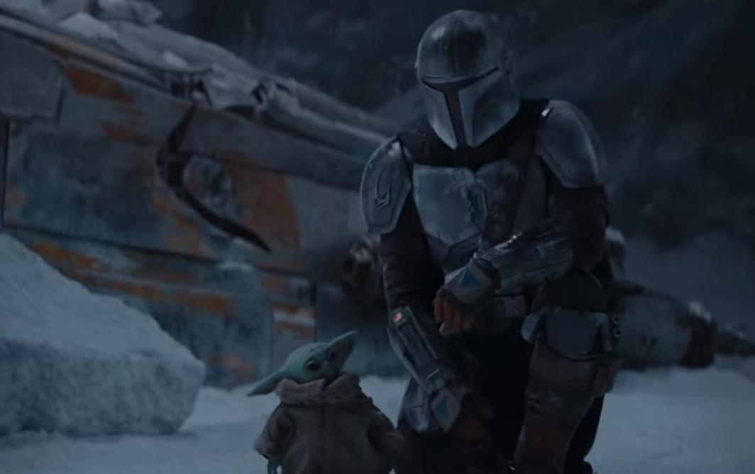 Трейлер 2 сезону Мандалорця доступний в мережі / скріншот з відео