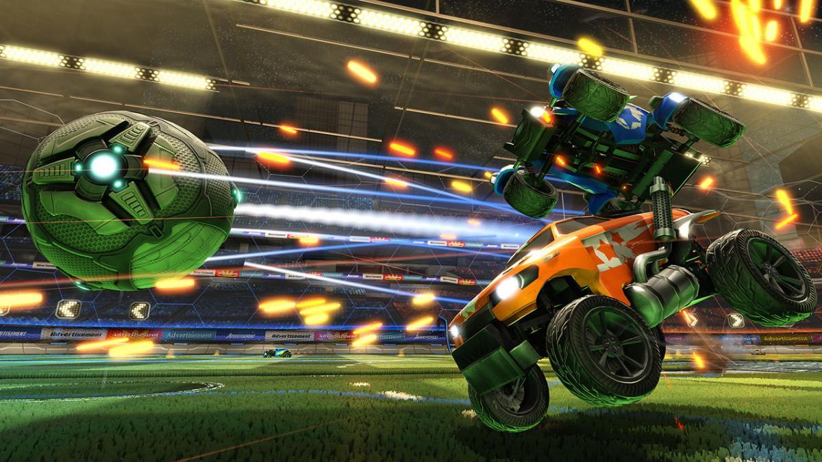 Rocket League теперь условно бесплатная/ фото store.playstation.com