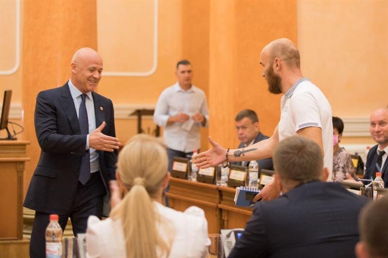 Труханов извинился перед журналистом / фото reporter.com.ua