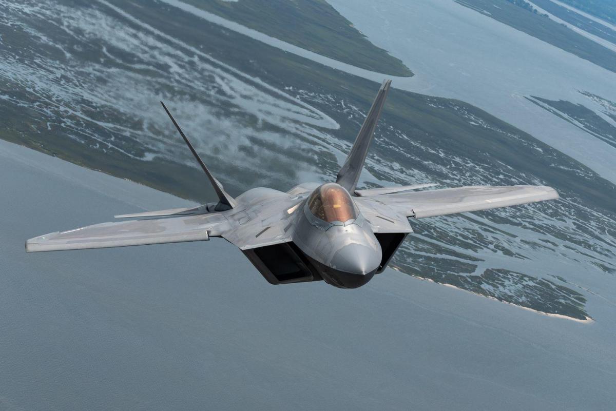 Новий винищувач доповнить парк бойових літаків / фото naked-science