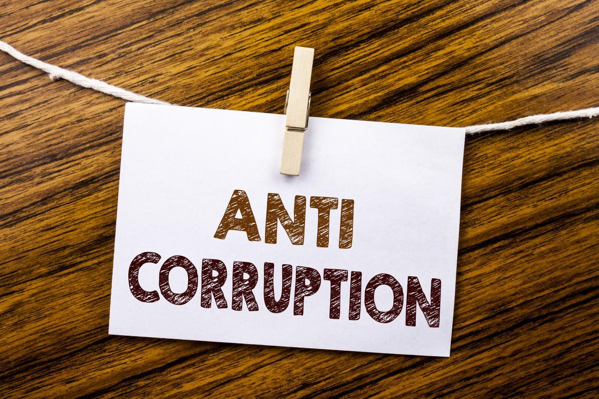 Сьогодні - Міжнародний день боротьби з корупцією / фото ua.depositphotos.com