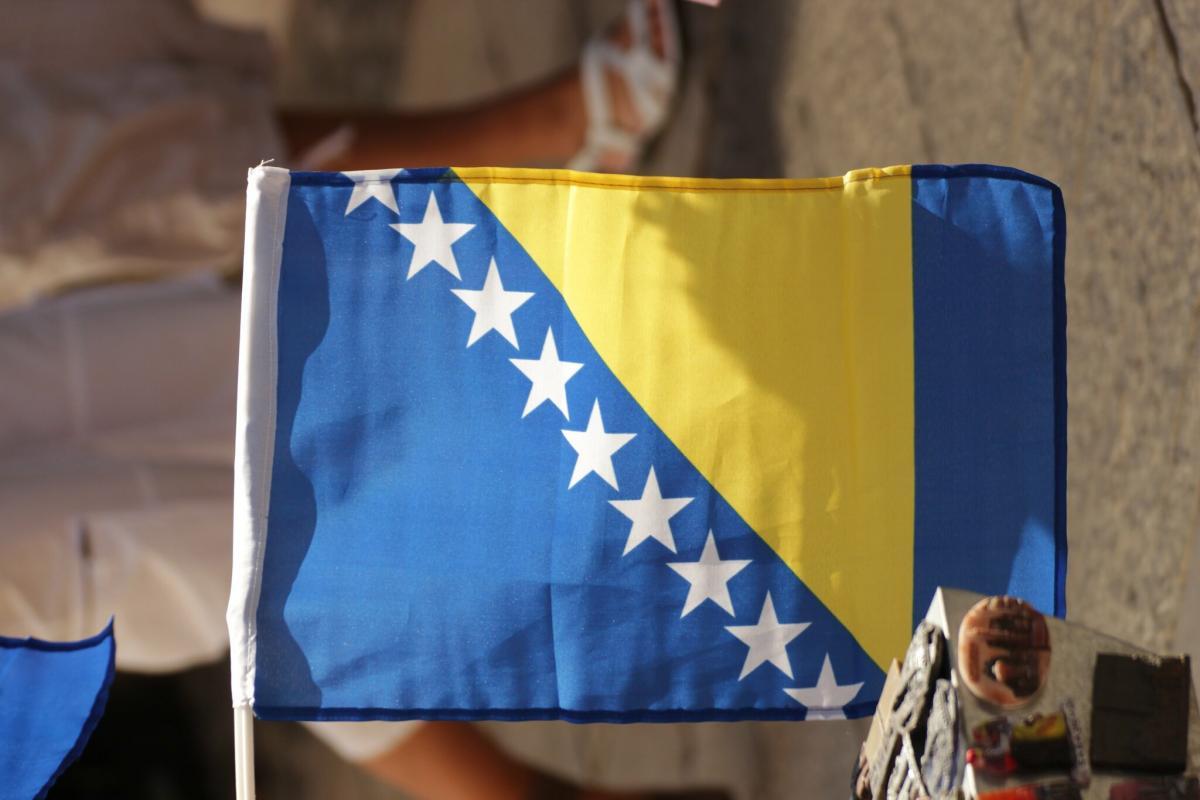 У Боснії від коронавірусу помер один з воєнних злочинців часів війни у 1992-1995 роках/ фото Flickr/Tosovic