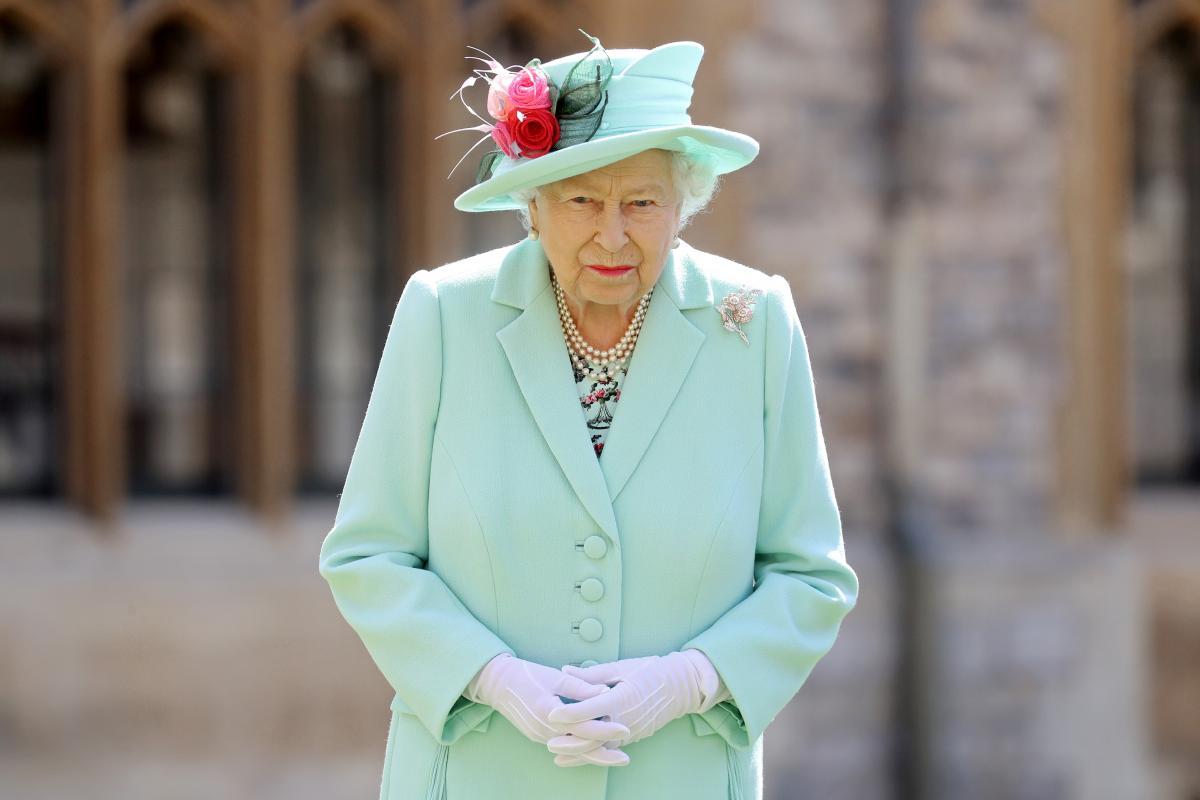 Єлизавета II дотримувалася усіх запобіжних заходів / фото REUTERS