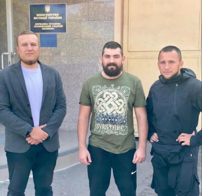 Затриманий під час нападу перебував за 50 кілометрів від місця подій / фото Костянтин Немічев, Facebook
