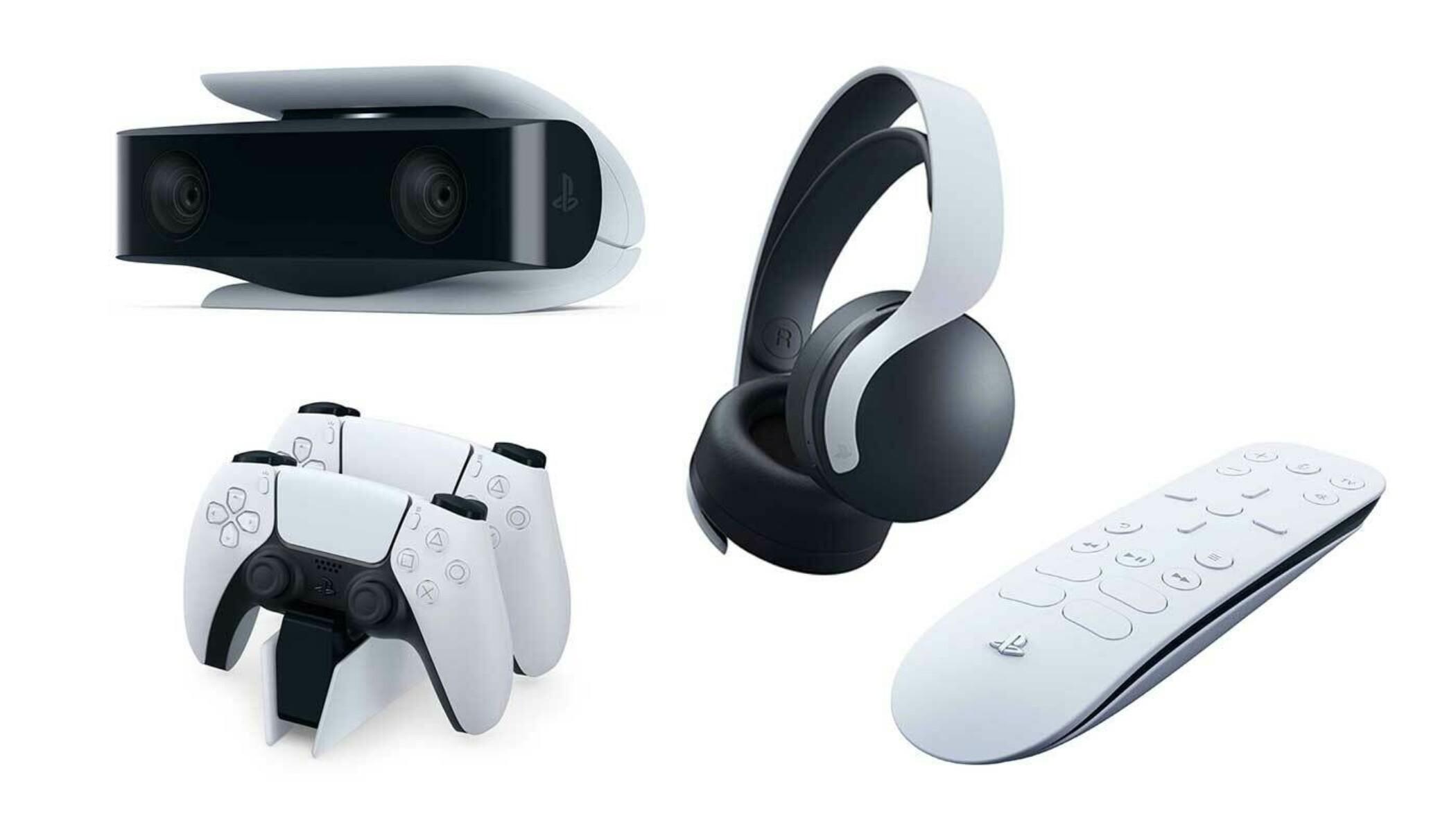 Аксесуари для PS5 / фото playstation.com
