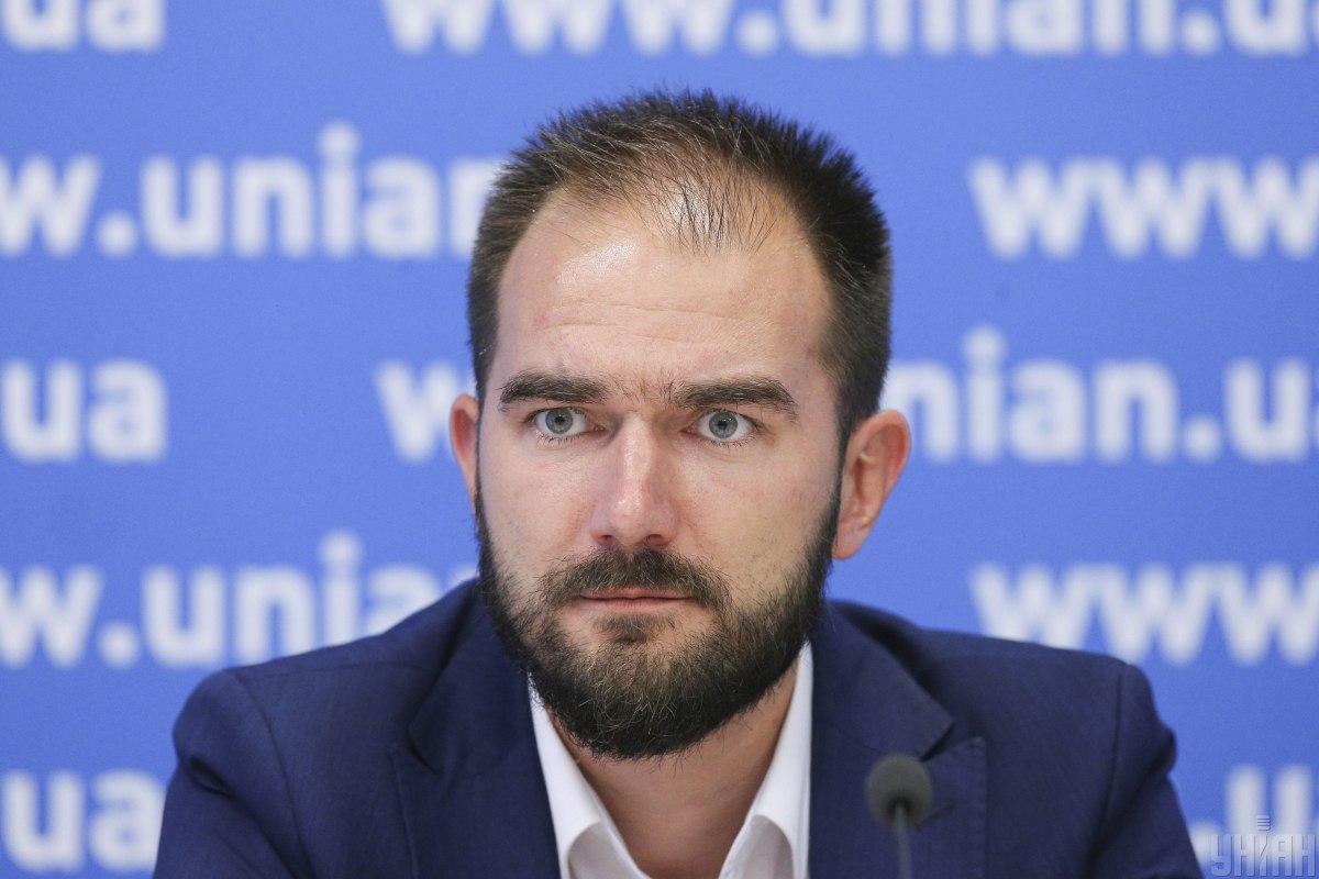 По мнению Разумкова, инцидент с Юрченко бросает тень на весь парламент / Фото УНИАН, Владимир Гонтарь