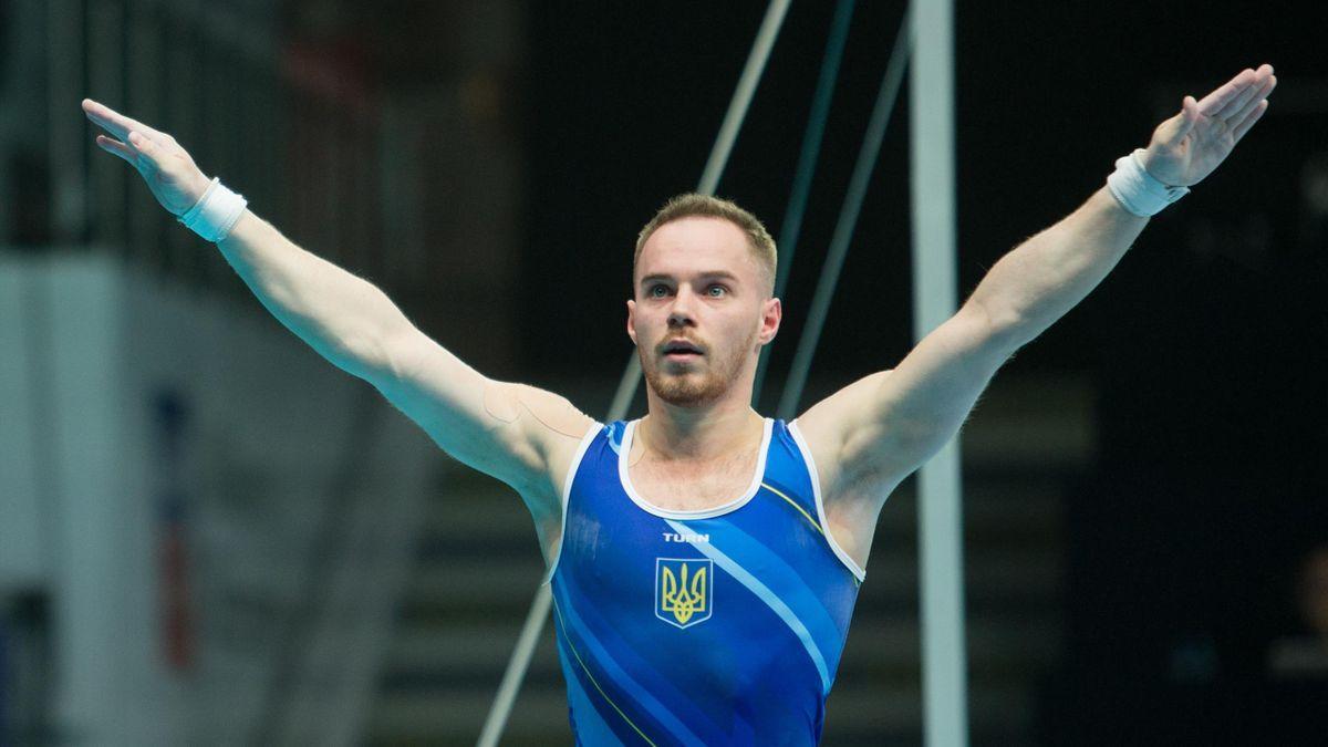 Олег Верняев пропустит Олимпиаду в Токио / фото НОК Украины