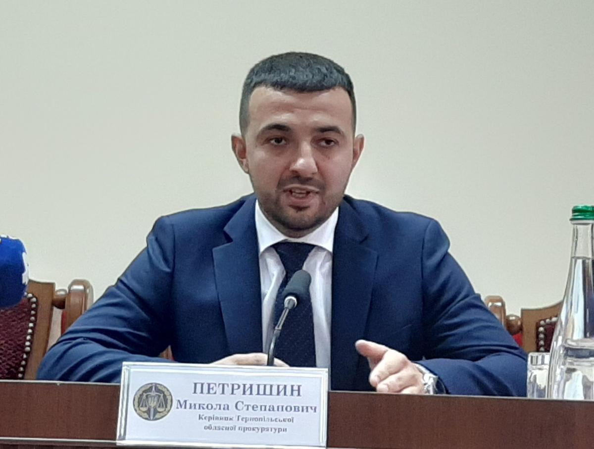 Петришин влаштував банкет у перший день на новій посаді / фото te.20minut.ua