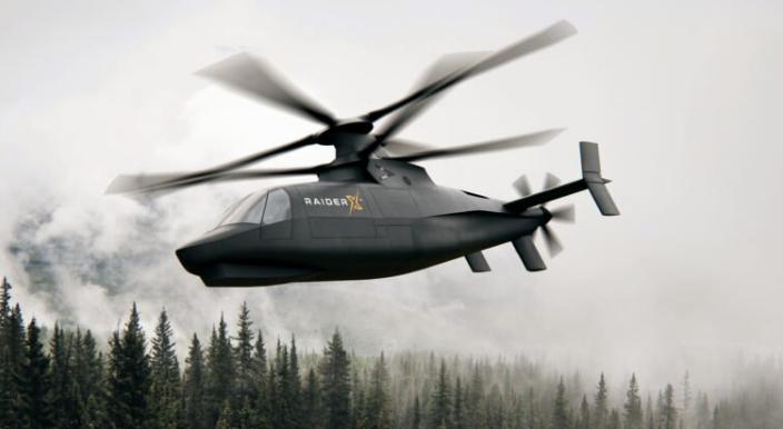 США собираются вооружиться аппаратом с вертикальными взлетом и посадкой / фото aviator.guru