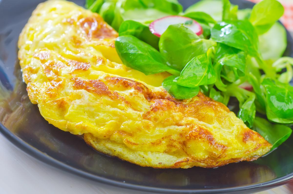 Омлет - як правильно готувати/ фото ua.depositphotos.com