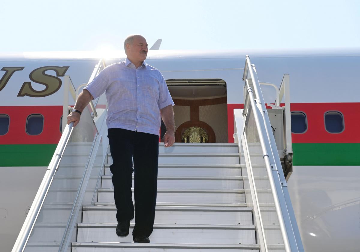 Инаугурация Лукашенко - Германия не признает Лукашенко президентом Беларуси / REUTERS