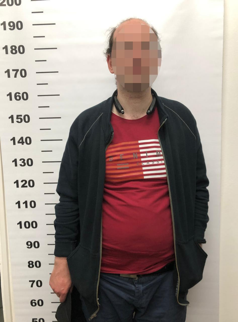 На самом деле мужчина оказался гражданином Австрии / фото Государственная пограничная служба Украины