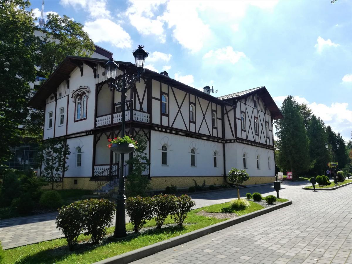 Трускавец - главный оздоровительный курорт Украины / фото Марина Григоренко