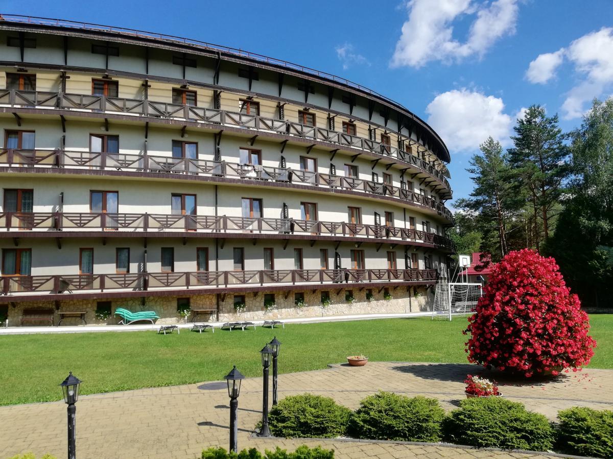 Отели и санатории Трускавца подготовились к работе в новых условиях / фото Марина Григоренко