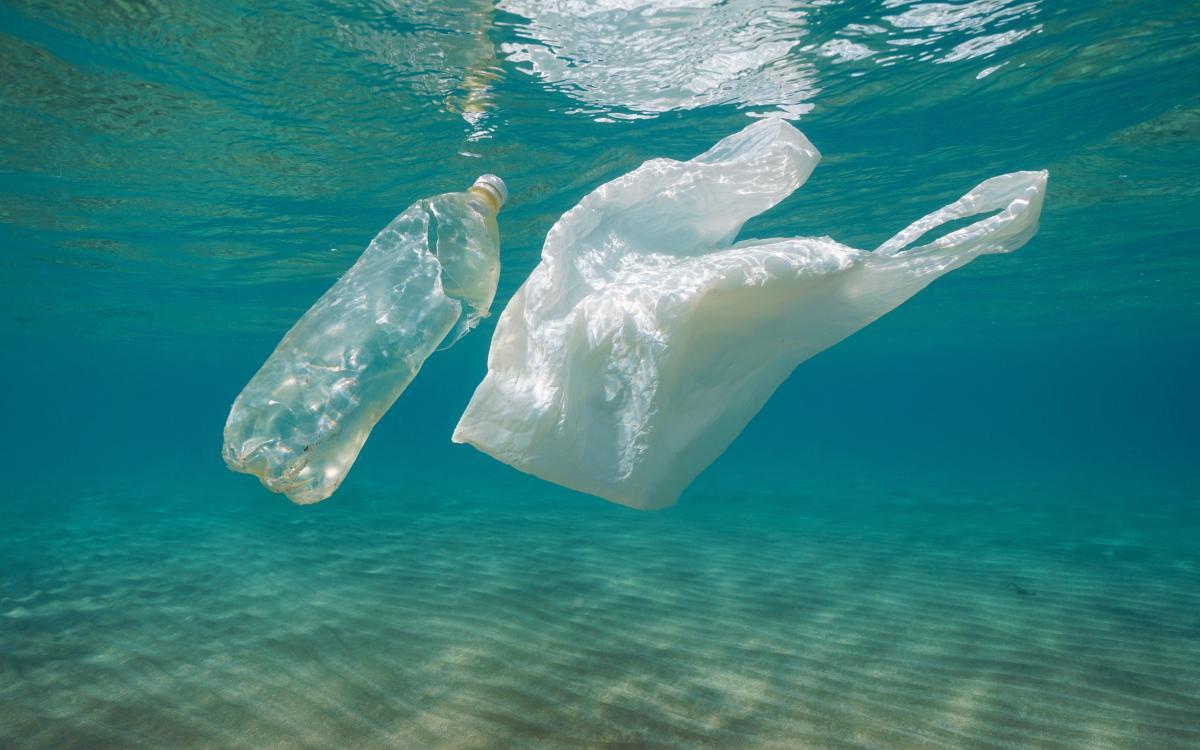 80% мусора в Черном море - это пластик / фото ua.depositphotos.com