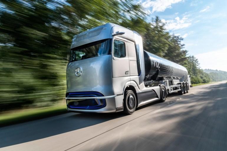 фото Daimler Trucks
