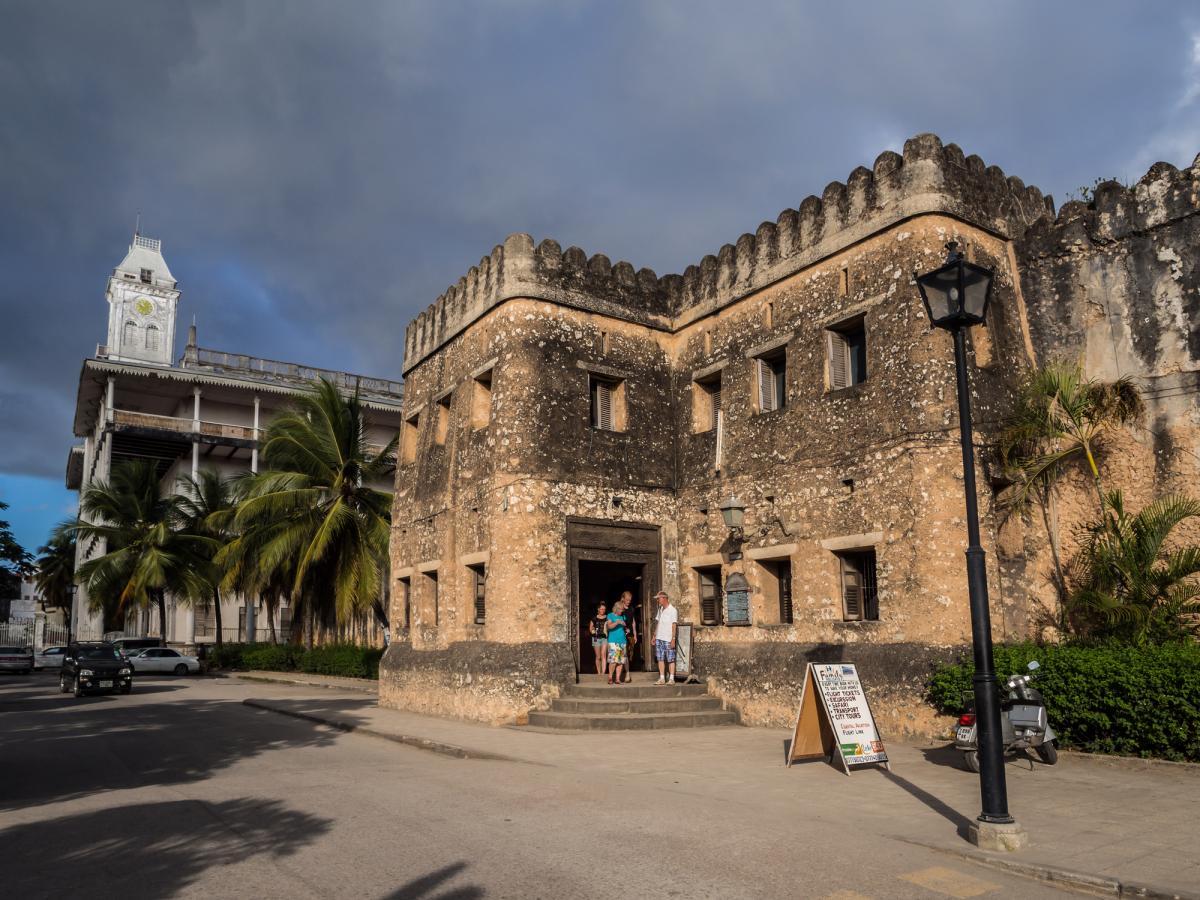 Є в Занзібарі і шо подивитися з історичної точки зору / фото ua.depositphotos.com