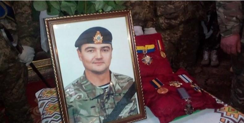 Під час ближнього бою з противником Юрій Горайський отримав смертельне поранення / скріншот з відео