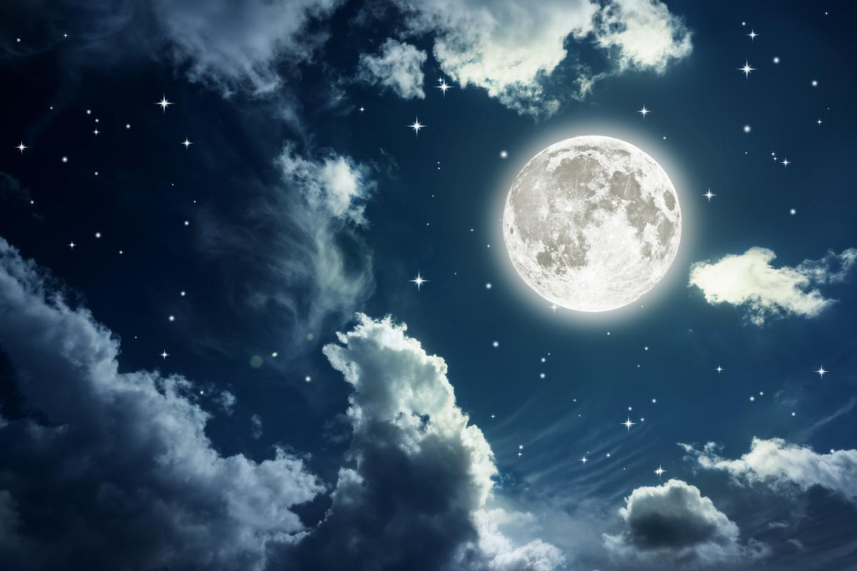 Лунный календарь на март 2021 / фото ua.depositphotos.com