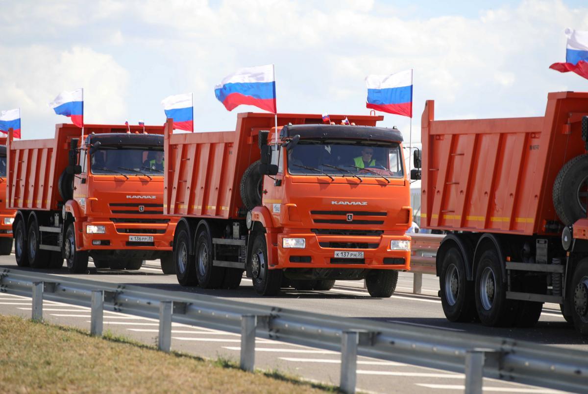 Россия оккупировала Крым в 2014 году / REUTERS